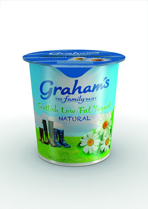Picture of Low-fat Yogurt Natural 150g x 12