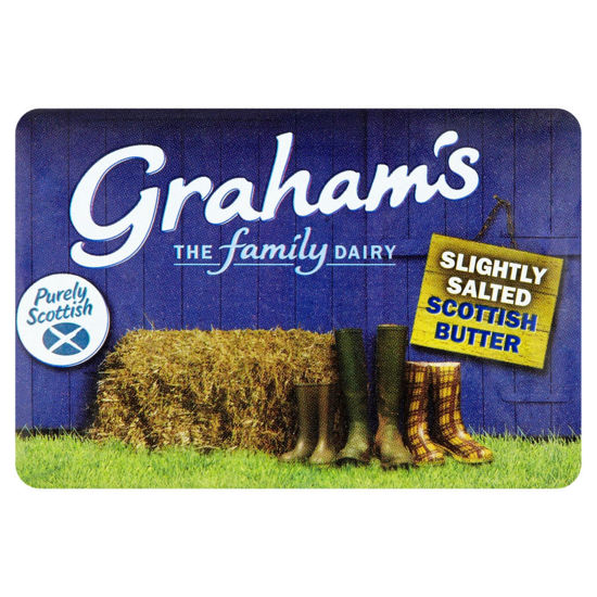 Picture of Scottish Salted Butter 250g