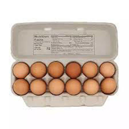 Picture of Large Free Range Eggs (Dozen)