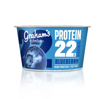 Picture of Protein 22 Blueberry 190g x 6