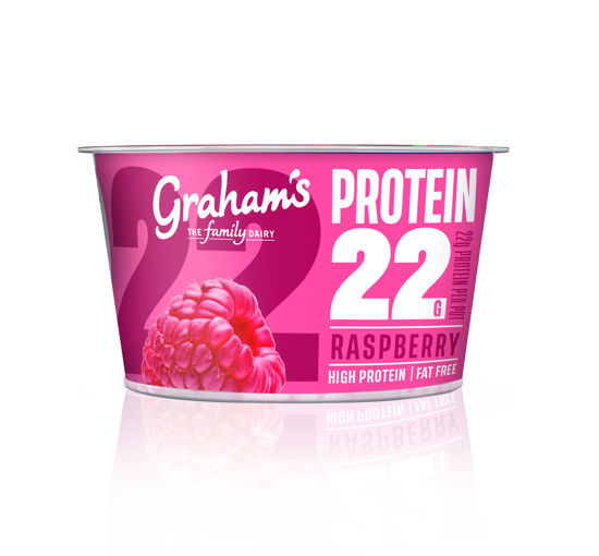 Picture of Protein 22 Raspberry 190g x 6