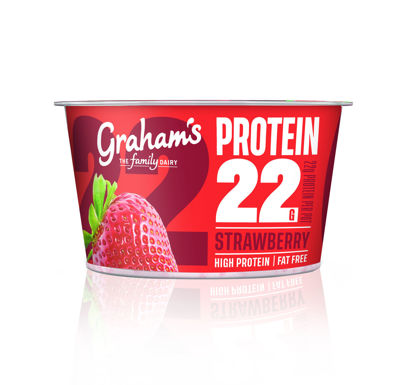 Picture of Protein 22 Strawberry 190g x 6