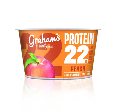 Picture of Protein 22 Peach 190g