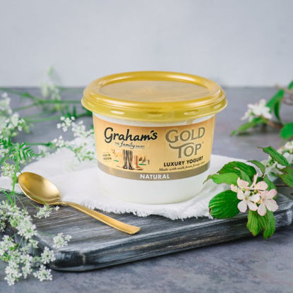 Picture of Graham's Natural Gold Top Yogurt 450g