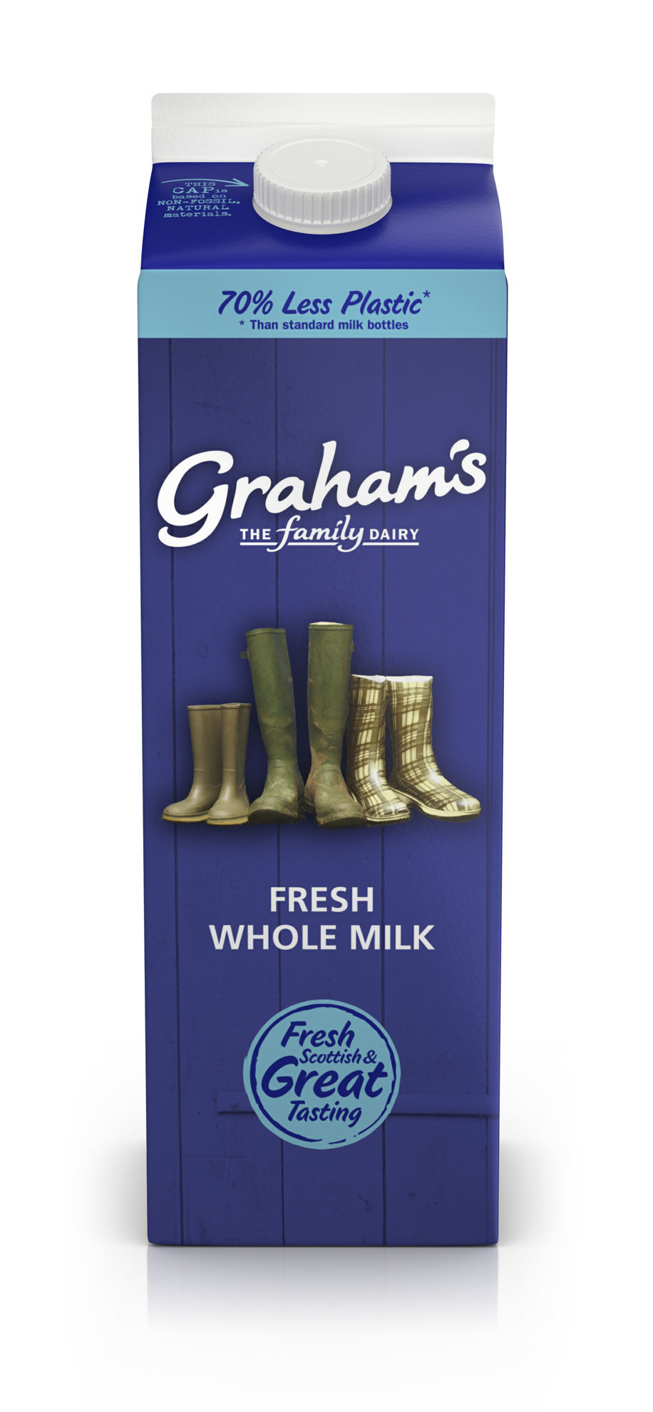 Picture of Whole Milk 1 Litre (Carton)